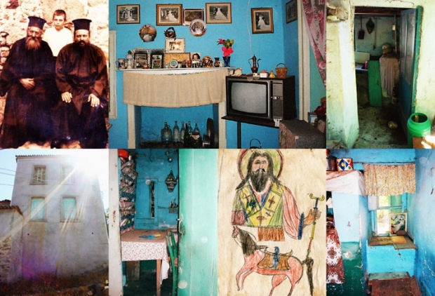 My Greek island home huisje van priester