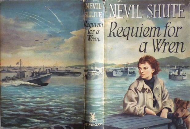 Nevil Shute boekomslag