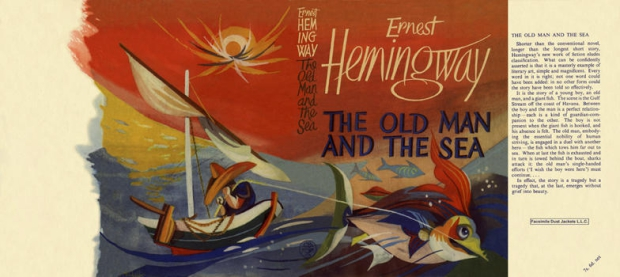 Old man and the sea Hemingway