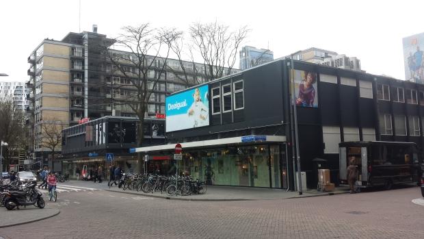 Oude Schouwburg Rotterdam nu