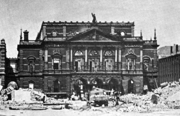 Oude Schouwburg sloop