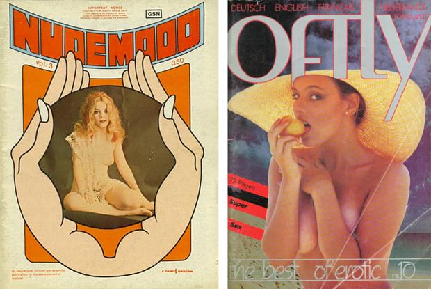 Pornoboekjes covers