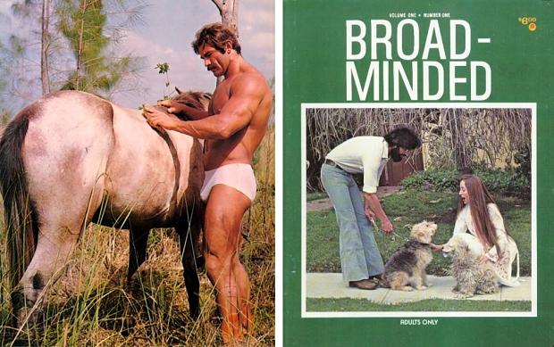 Pornoboekjes dieren