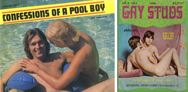 Pornoboekjes homo