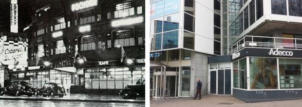 Pschorr toen en nu Rotterdam