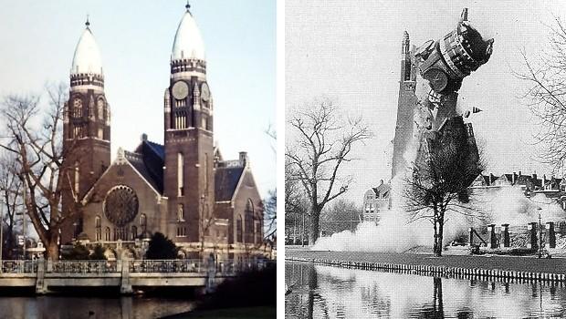 Rotterdam sloop