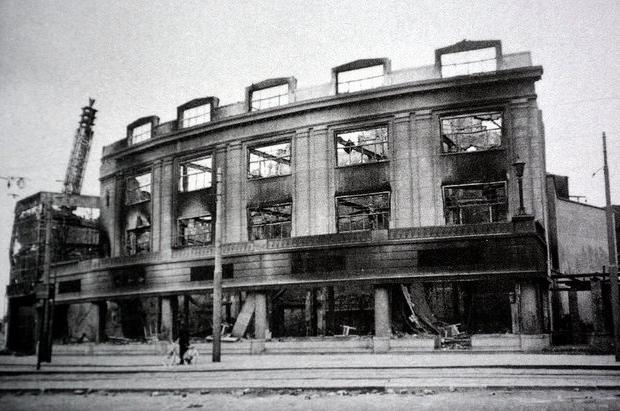 Ruine Pschorr Rotterdam