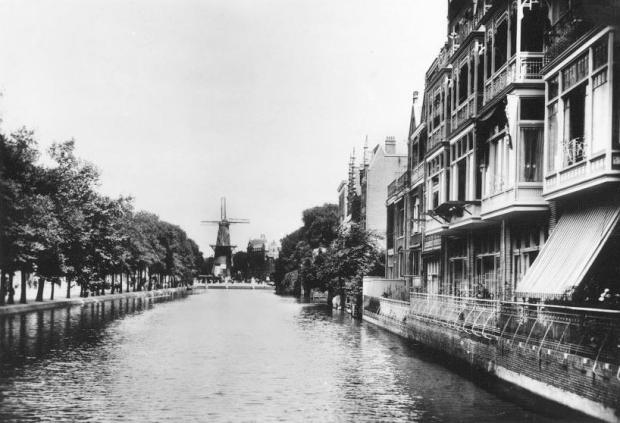 Schiedamsesingel vroeger Rotterdam