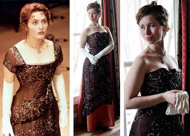 Titanic Dinner Dress