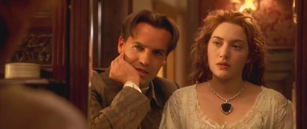 Titanic Kate Winslet spiegel