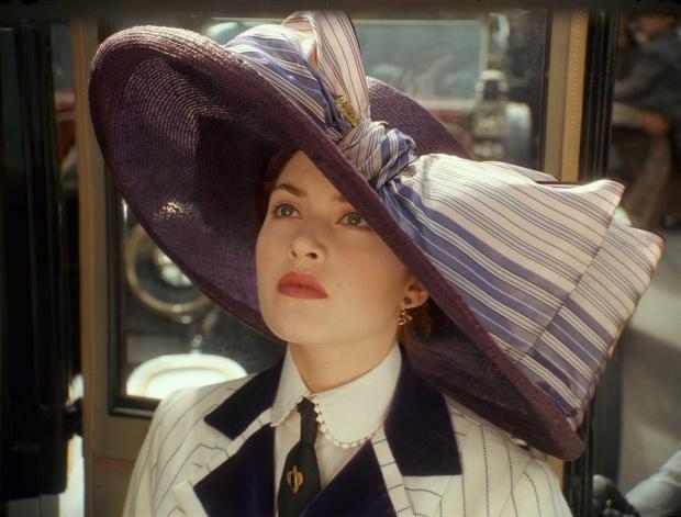 Titanic Rose Kate Winslet