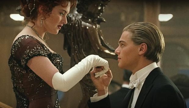 Titanic mannen en vrouwen klasse