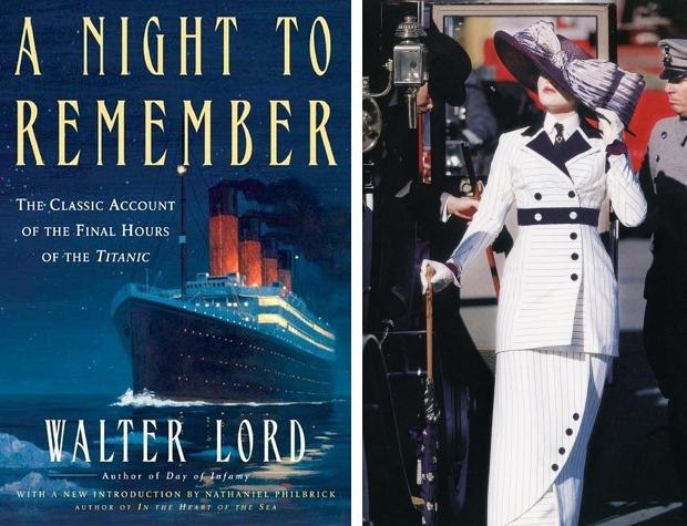 Titanic nacht
