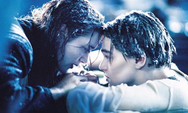 Titanic never let go