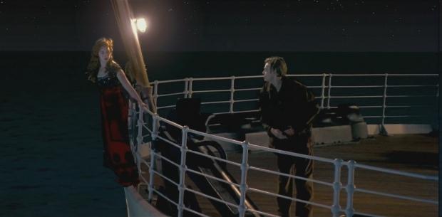 Titanic van boord