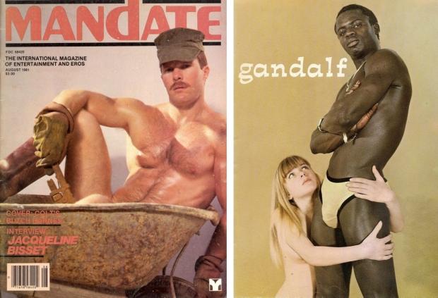 Vintage pornoboekjes Mandate