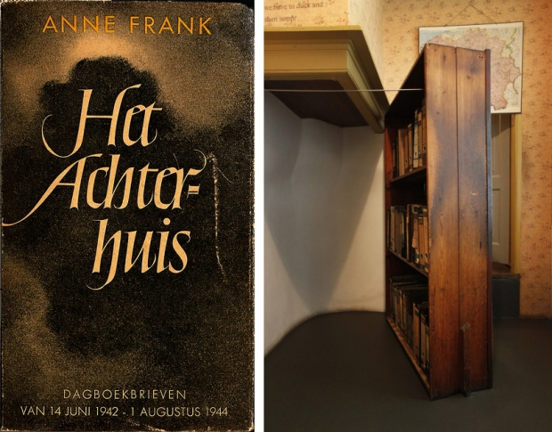 anne frank huis is a war poem Over the past 50 years, anne frank of amsterdam has become an emblem of the innocence and brilliance that was destroyed by the holocaust her diary is read and quoted around the world by.