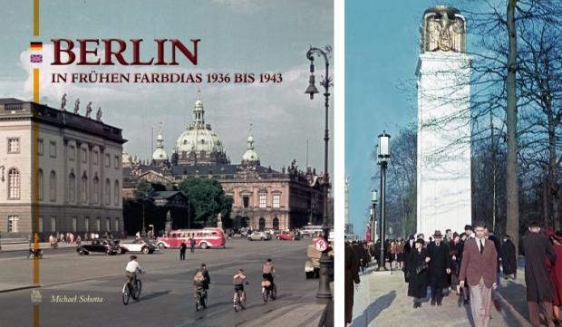 Berlin in frühen Farbdias cover boek