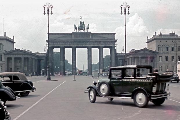 Berlin in frühen farbdias fotografie 5