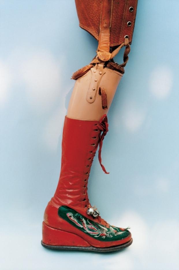 Frida Kahlo kunstbeen