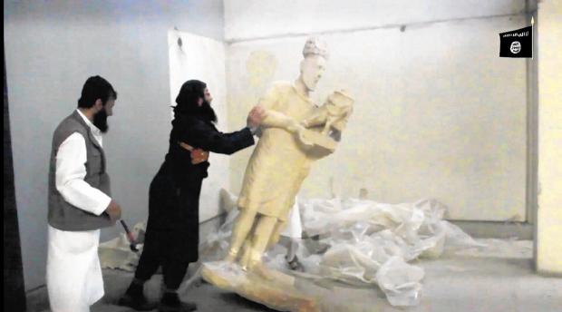 Mosul Islamitische Staat