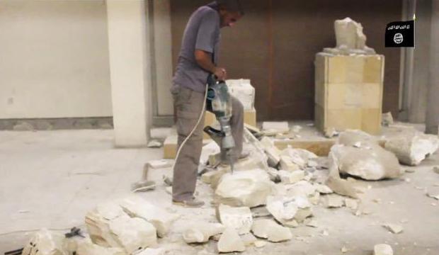 Mosul museum Islamistische Staat