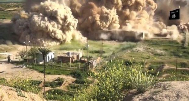 Nimrud Islamitische Staat