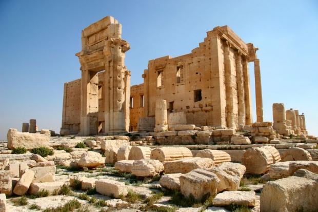 Palmyra Tempel van Bel