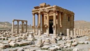 Vernietigt IS ook Palmyra?
