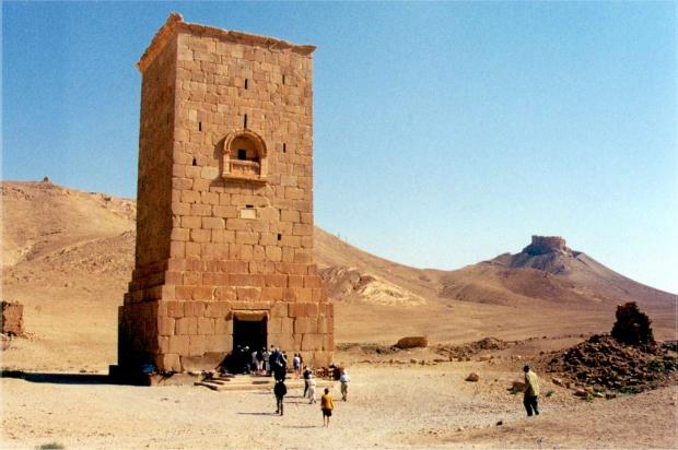 Palmyra toren
