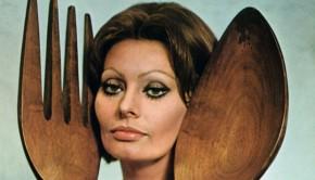 Van de kook door Sophia Loren