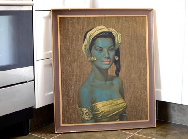 Tretchikoff oosterse dame