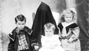 Victoriaanse spookmoeders