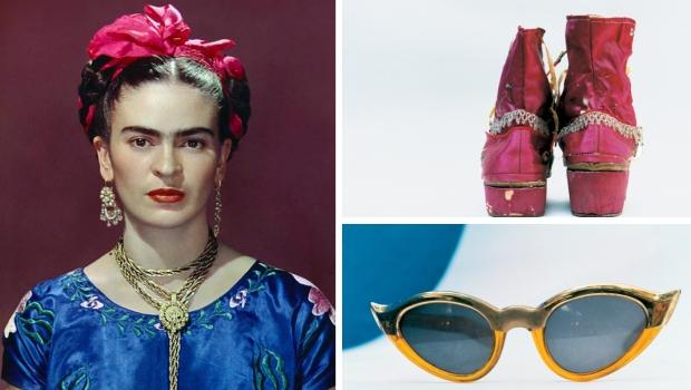 Frida Kahlo kleding expositie go with the vlo