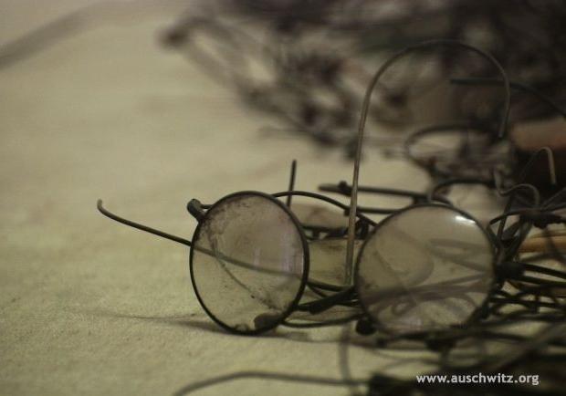 Auschwitz brillen