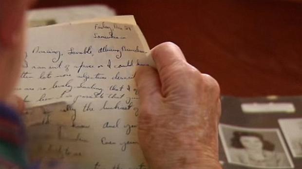 Bill Moore liefdesbrief