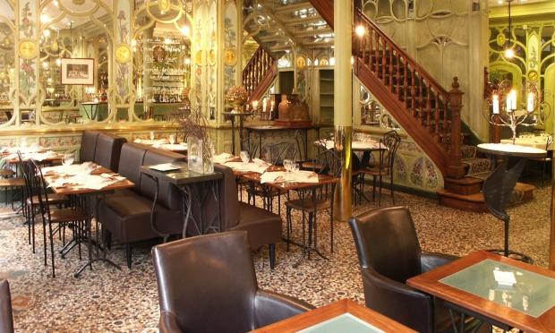 Bouillon Racine restaurant Parijs 2