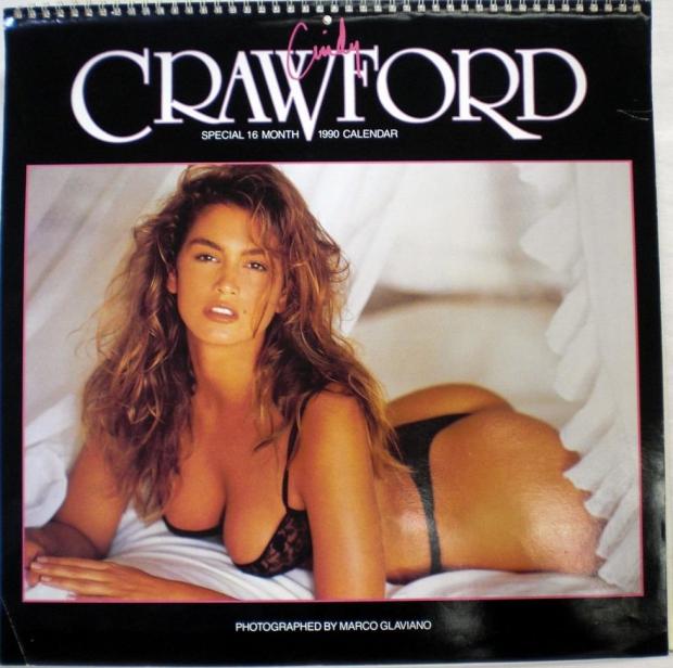 Cindy Crawford kalender
