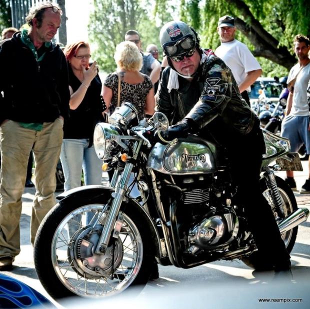 D-Day festival motor