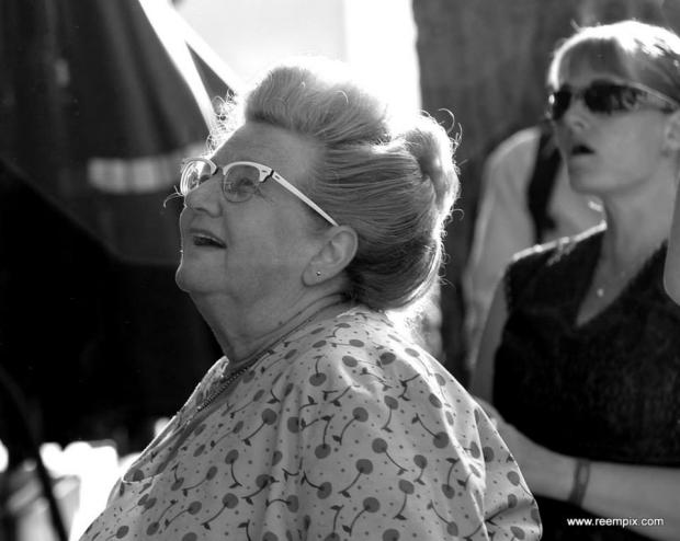 D-Day oudere bezoekers