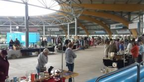 IJsbaan Haarlem rommelmarkt