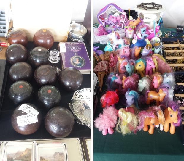 IJsbaan Haarlem rommelmarkt My little pony