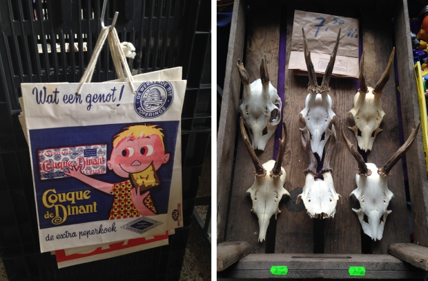 IJsbaan Haarlem rommelmarkt geweien