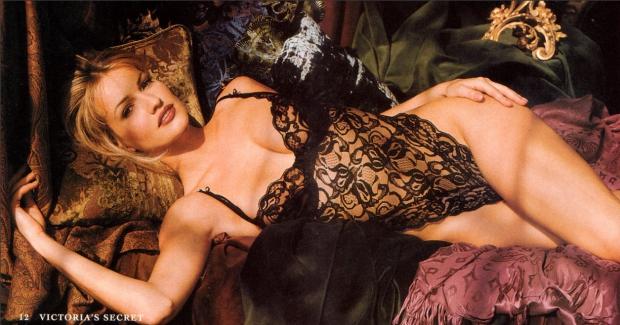 Karen Mulder Victoria's Secret