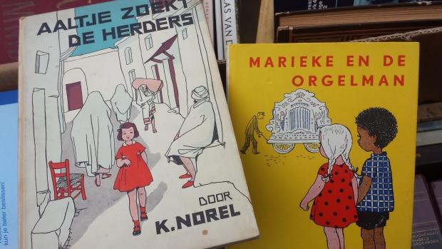 Makkinga rommelmarkt kinderboeken 2