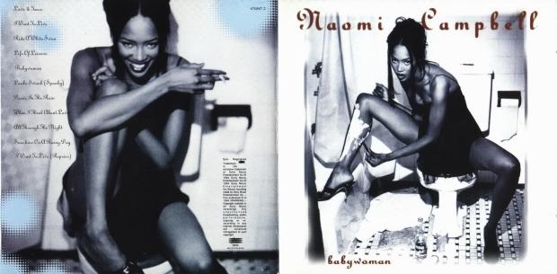 Naomi Campbell cd Babywoman