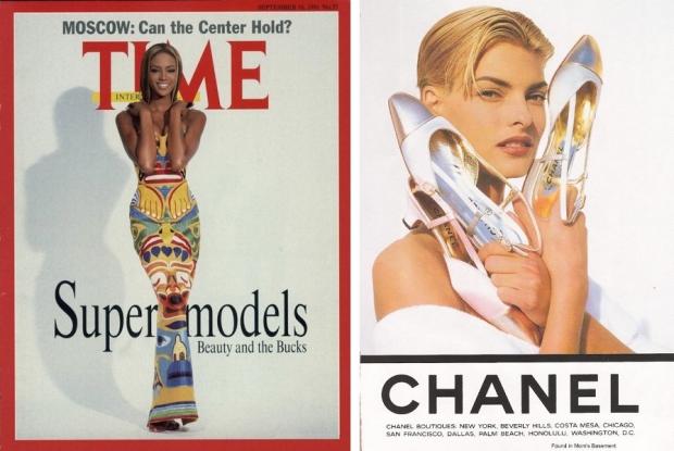 Supermodellen geld verdienen Chanel