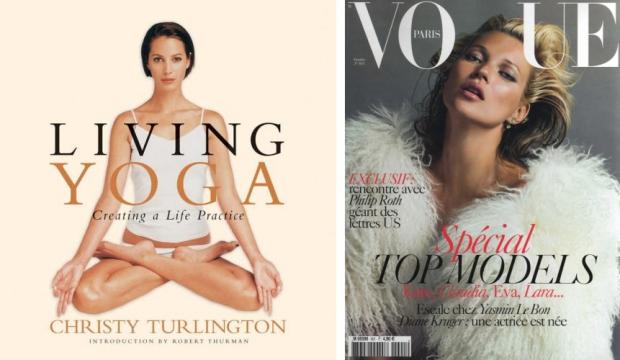 Supermodellen yoga