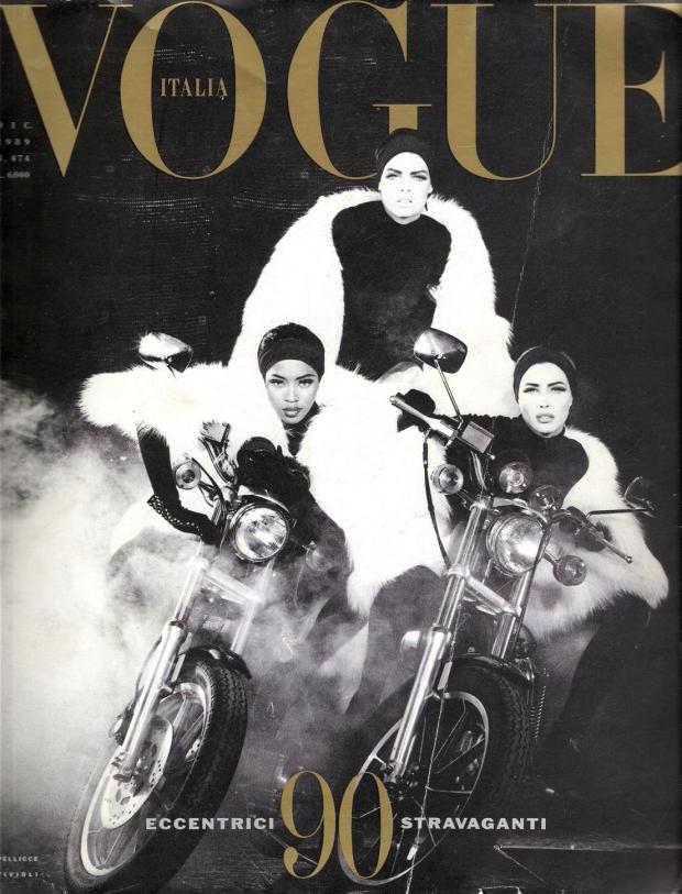 The Trinity Vogue 1989