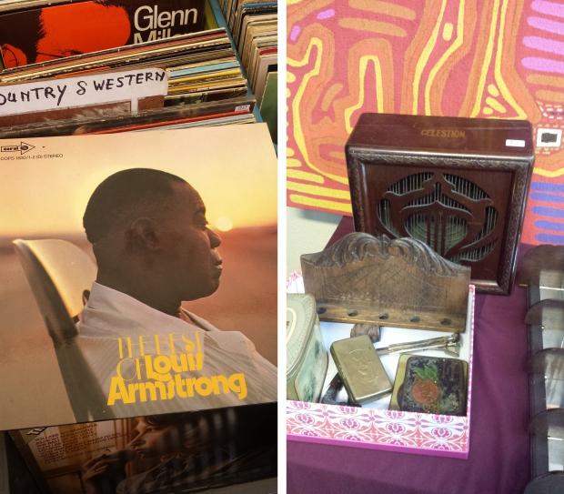 Ugchelen kerkmarkt Louis Armstrong
